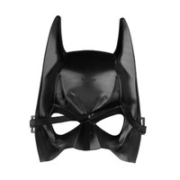 batman Halloween Mask Masquerade Party Masks Face Costume cosplay (Color: Black) = 1927992324