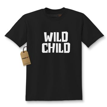 Wild Child Kids T-shirt