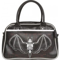 SOURPUSS ANATOMICAL BAT BOWLER PURSE - Gals