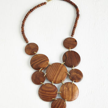 Mata Traders Boho Disc-y Business Necklace