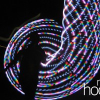 Spectrum  LED Hula Hoop - moodhoops.com