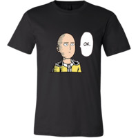FIRST EDITION! : ONE PUNCH MAN T-shirt : OK