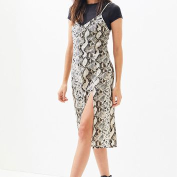 Kendall + Kylie Basic Midi Dress | PacSun