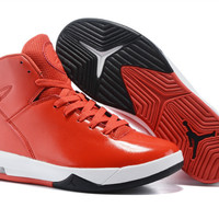 Men's Nike Air Jordan Imminent Red White Black