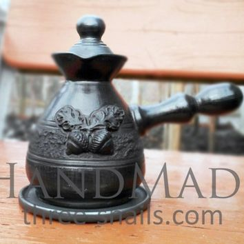 Handmade Turkish Coffee Pot