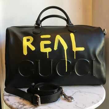 Gucci ' Gucci Ghost' Duffle Bag
