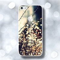 iPhone 5 Case, iPhone 5S Case - Winter lights /  iPhone 5S Case, iPhone 5S Cover, Cover for iPhone 5S, Case for iPhone 5S