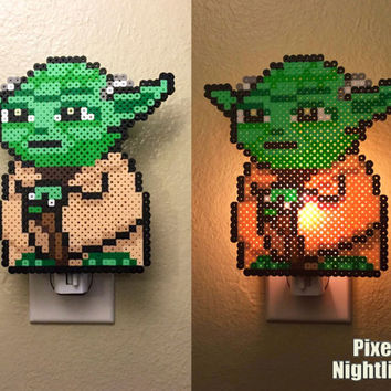 Yoda | Star Wars Inspired | Night Light | Size Large