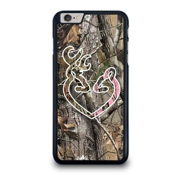 CAMO BROWNING LOVE-PHONE 5 iPhone 6 / 6S Plus Case Cover