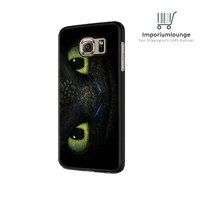 How To Train Your Dragon Face Samsung Galaxy S6 Edge Case