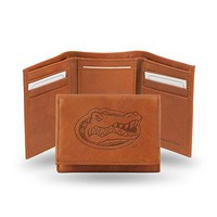 Licensed Official NCAA Florida Gators Tri-Fold Wallet 230106 KO_19_1