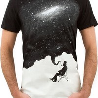 Imaginary Foundation Nostalgic Mood Mens T-shirt | fabnob
