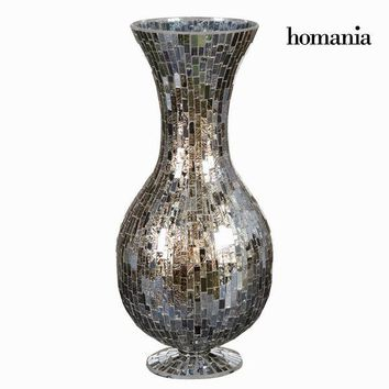 Mosaic glass vase - Alhambra Collection by Homania