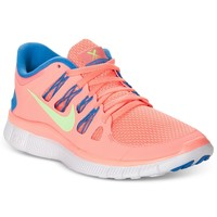 Nike Women's Shoes, Free 5.0+ Sneakers