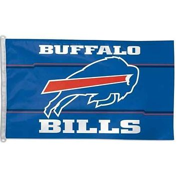 Buffalo Bills Game Day 3x5 Flag