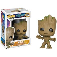 Funko POP! Movies Guardians of the Galaxy 2, Toddler Groot - Walmart.com