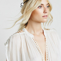 Free People Womens Summer Siren Crown