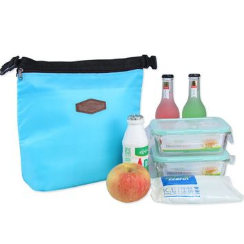Small Insulated Lunch Box, Lunch Tote Bag for Women, Men And Children, Meal Prep Cooler Bag, Picnic Bag