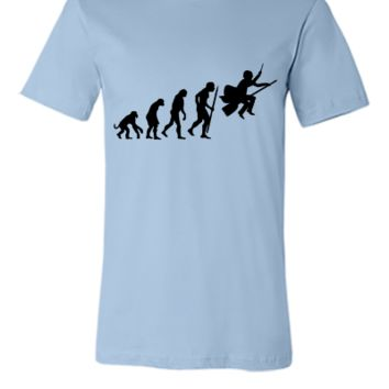 harry potter evolution - Unisex T-shirt