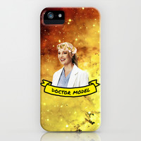 Greys Anatomy - Doctor Model iPhone & iPod Case by drmedusagrey