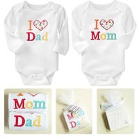 High Quality Newborn Baby Clothes Long Sleeve Cotton baby Rompers Boy or girl.