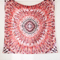 Magical Thinking Fractured Medallion Tapestry - Urban Outfitters