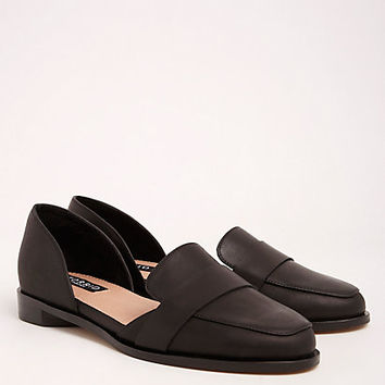 Torrid Collection Genuine Leather Loafers (Wide Width)