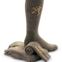 Browning Merino Wool Blend Socks 3 Pairs