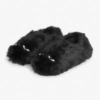Monki | View all new | Furry slippers