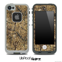 Real Woods Camouflage V1 Skin for the iPhone 5 or 4/4s LifeProof Case