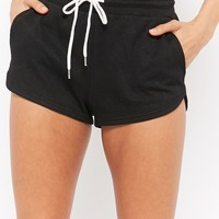 Drawstring PJ Shorts