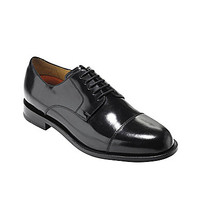 Cole Haan Men's Carter Grand.OS Cap-Toe Dress Oxfords - Burgundy