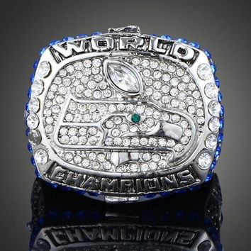 High Quality Seattle Seahawks Super Bowl Rings Championship Ring For Men Fashion Customized Sport Jewelry