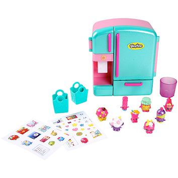 Shopkins Metallic Fridge Set