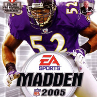 Madden 2005 - Gamecube (Very Good)