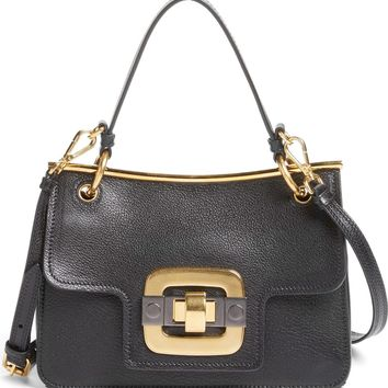 Miu Miu Madras Leather Shoulder Bag | Nordstrom