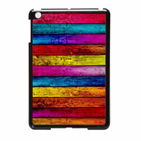 Wood Stripes iPad Mini Case