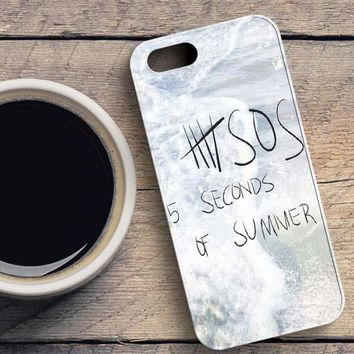 5SOS iPhone SE Case
