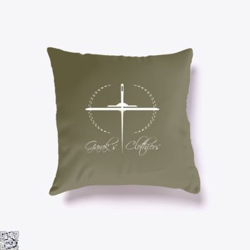 Garak's Clothiers, Star Wars Throw Pillow Cover