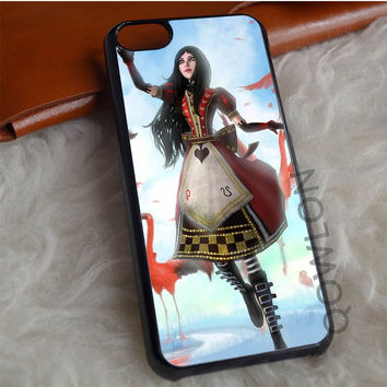 Alice Madness Returns iPhone 7 Case