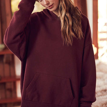 Out From Under Boyfriend Hoodie Sweatshirt - Urban Outfitters