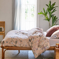 Olivia Floral Duvet Cover | Urban Outfitters