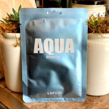 Aqua Hydrating Mask