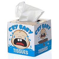 Z Gallerie - Cry Baby Tissues