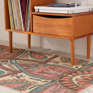 Zoomi Printed Rug - Urban Outfitters