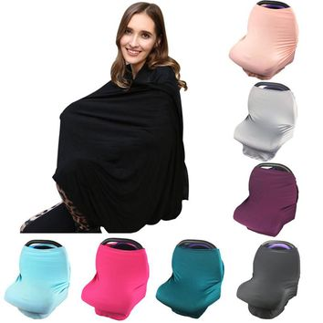 Multi-Use Car Seat Cover Moody hues