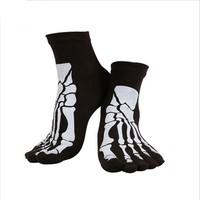 Punk Rock Men's 3D Print Socks