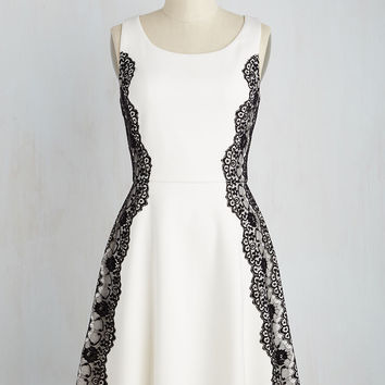Classically Captivating Dress | Mod Retro Vintage Dresses | ModCloth.com