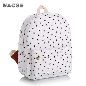 Travel Canvas Backpack = 4887448580