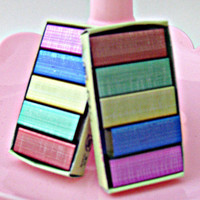 Colored Staples for Mini (No. 10) Staplers - 3000 staples